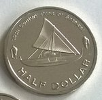 Micronesia 8 coin set 2012 5 cent-5 dollars